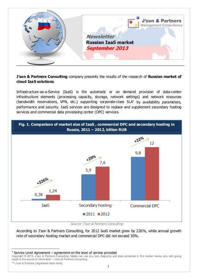 Copyright © 2013, J'son & Partners Consulting. Media can use any text, diagrams and data contained in this market review o...