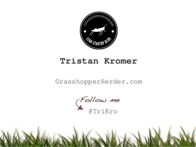 @TriKro Tristan Kromer GrasshopperHerder.com