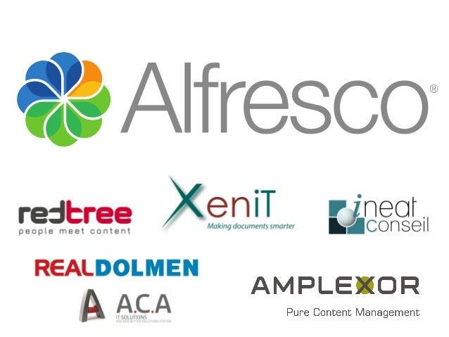 Alfresco Corporate Presentation
