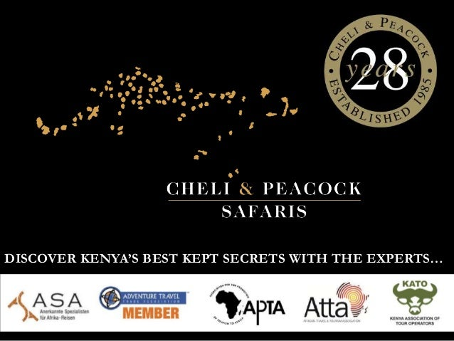 DISCOVER KENYA'S BEST KEPT SECRETS WITH THE EXPERTS…