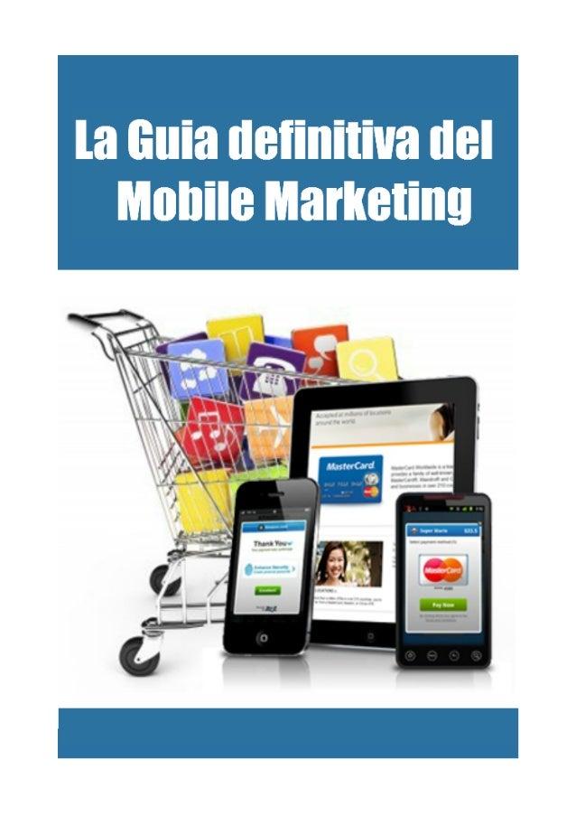 Guia Definitiva del Mobile Marketing de Netizen