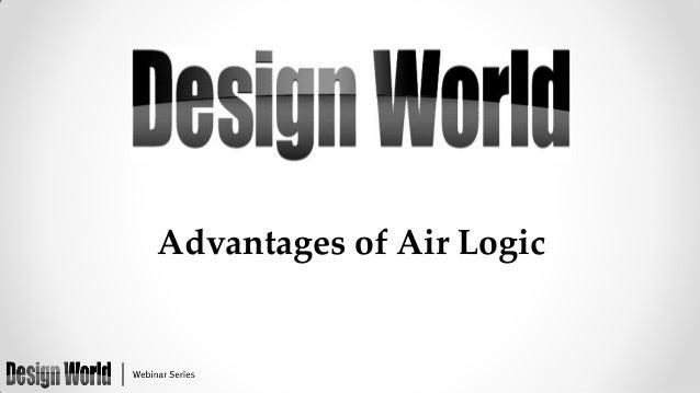 Advantages of Air Logic