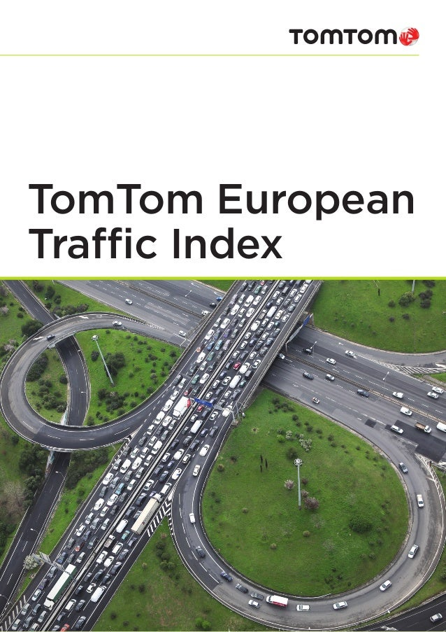 TomTom Traffic Index Continental Europe Q2 report 2013