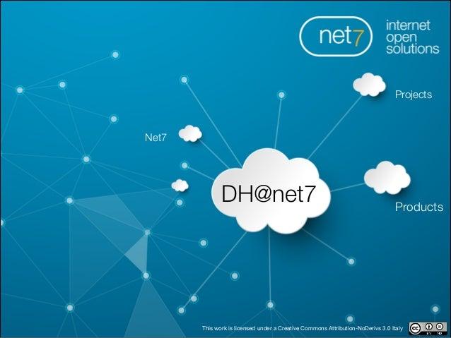 Digital Humanities @ Net7