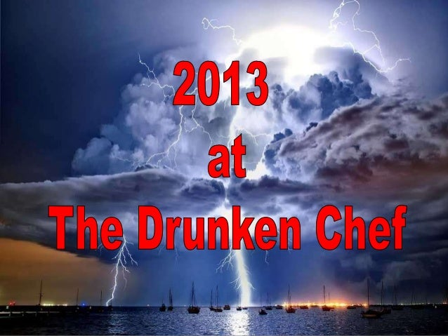 New at The Drunken Chef                          In 2013             Outside                                 Pool         ...