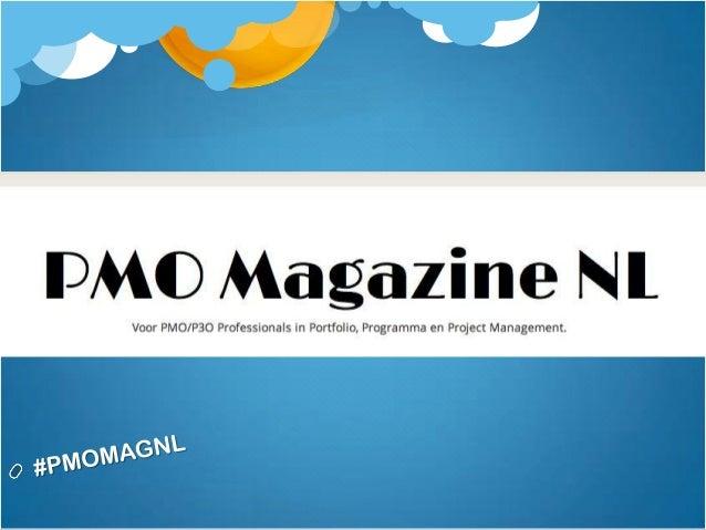 www.pmomagazine.nl