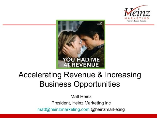 Revenue Acceleration and Increasing Business Opportunity - Enterasys Presentation