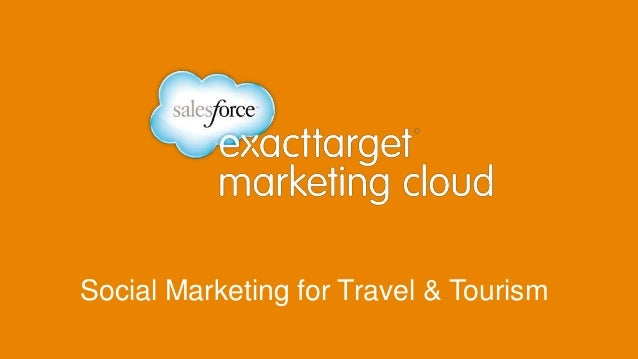Social Marketing for Travel & Tourism