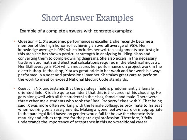 short answers and essay chapter 11 12 How to answer sociology a-level exam papers 1,2 and 3 (aqa) focus example practice questions and model answers including the short answer outline questions, the dreaded 10 mark analyse using the item questions and a range of essay plans and full essays.