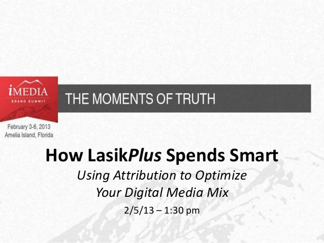 Case Study: Spend Smart: How LasikPlus's Focus on Attribution Optimizes its Digital Media Mix