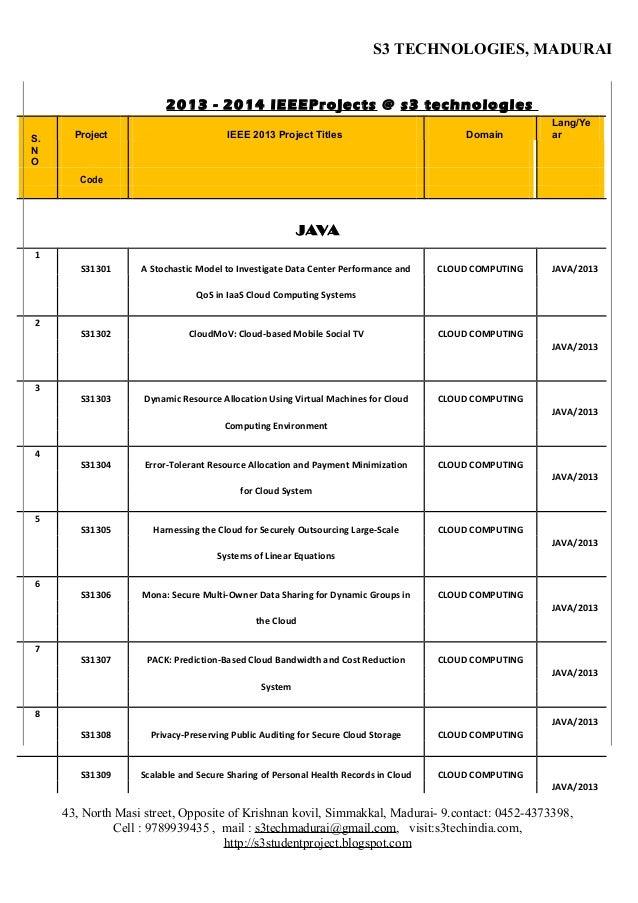 2013 2014-ieee-java-project-titles in madurai
