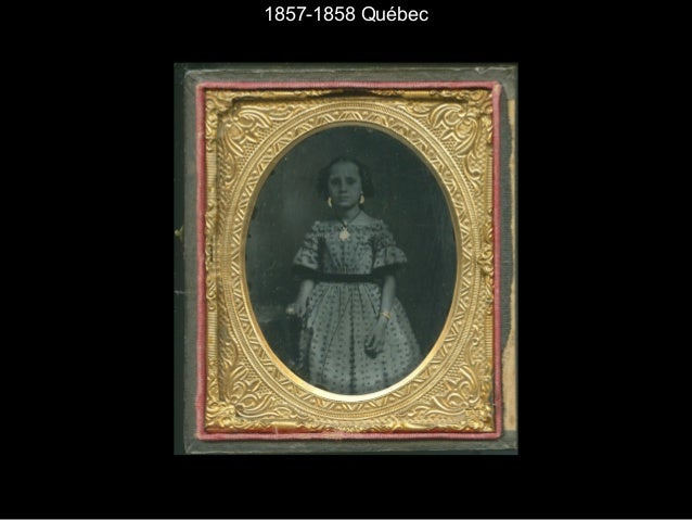 1857-1858 Québec