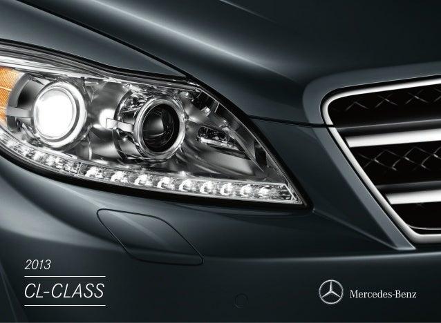 2013 Mercedes-Benz CL Class Dealer Serving Orange County