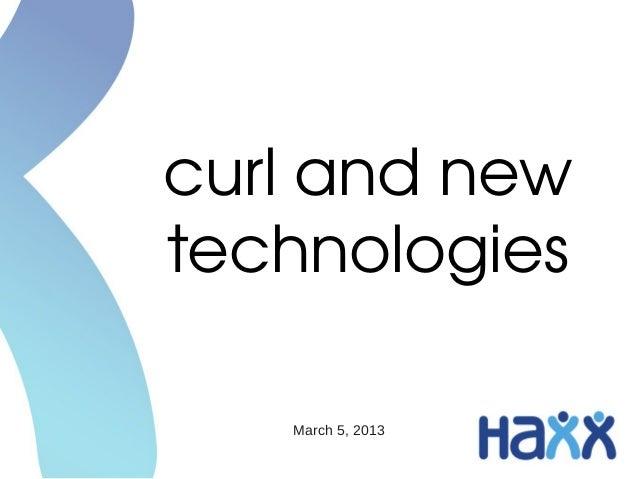 curlandnewtechnologies   March 5, 2013