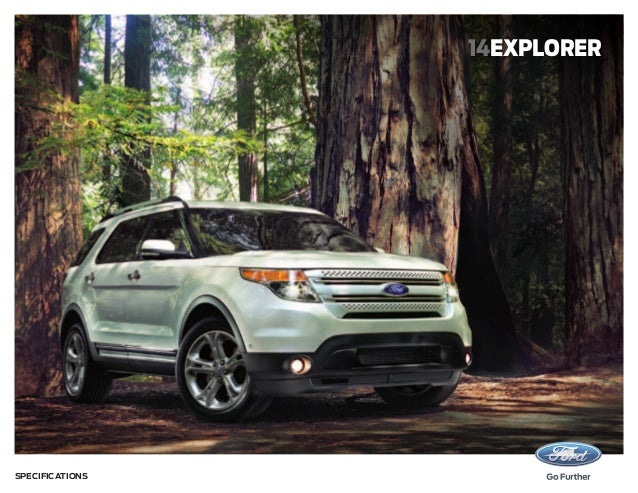 New 2014 Ford Explorer for sale in Louisville KY