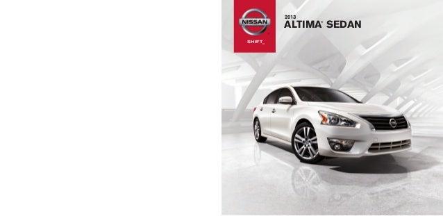 2013 Nissan Altima - Marlboro Nissan