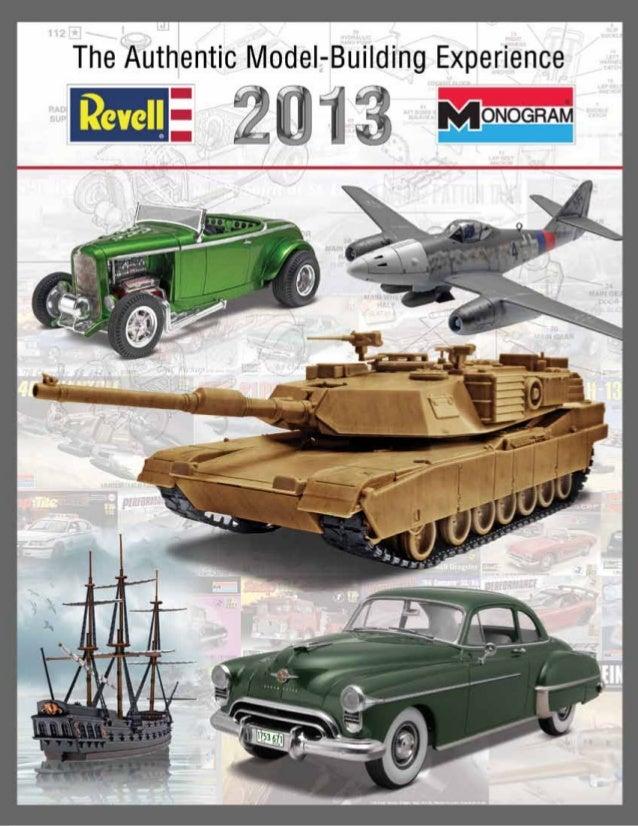 2013 revell-catalog