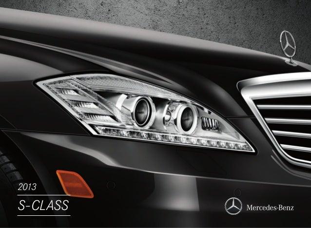 2013 Mercedes-Benz S Class Dealer Serving Orange County