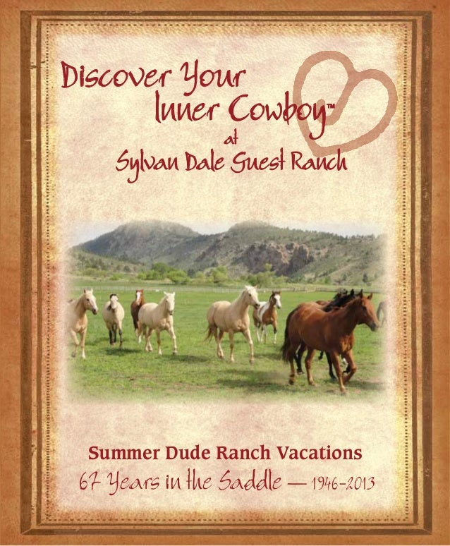 2013 Dude Ranch Vacations Brochure