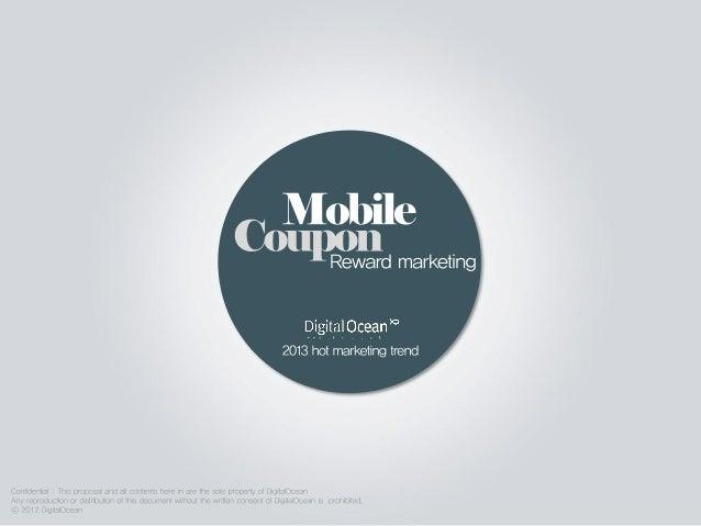mobile coupon marketing