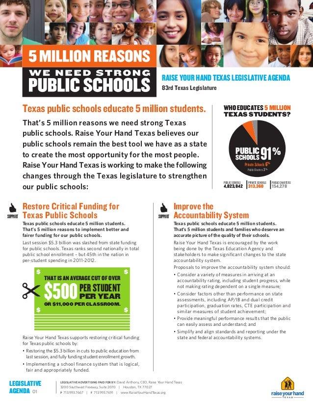 5 Million Reasons We Need Strong Public Schools