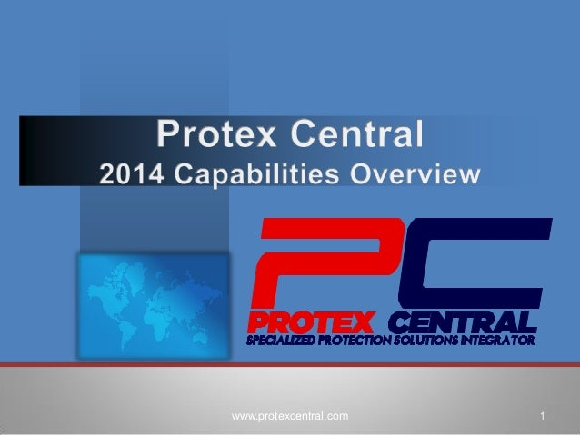 www.protexcentral.com  1