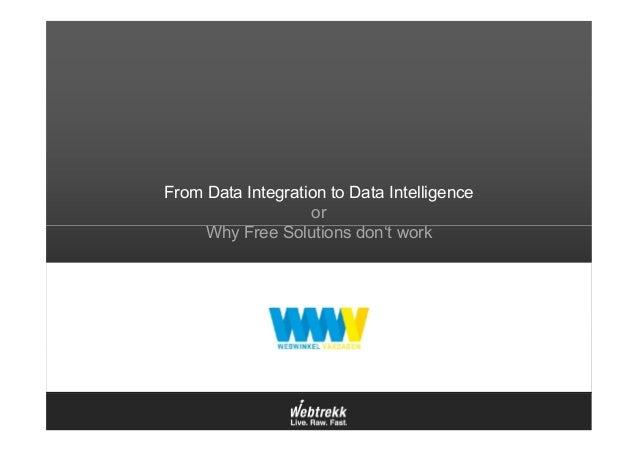 From Data Integration to Digital Intelligence
