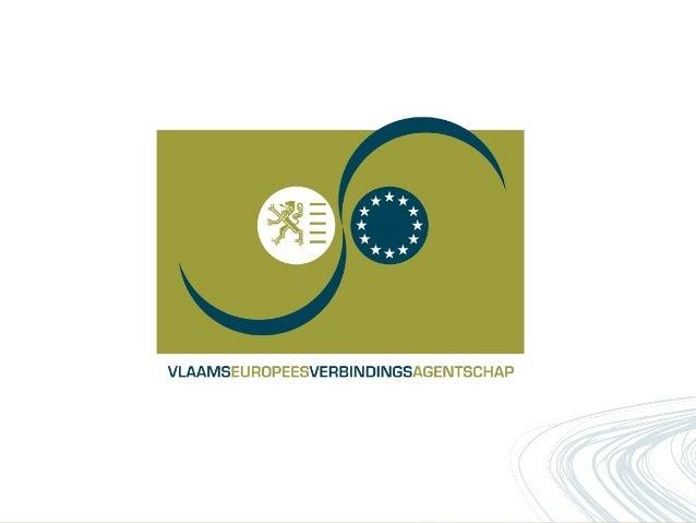 Uw brug naar Europa                    CEDER, 1 februari 2013              Jan Buysse en Joke Hofmans    Vlaams-Europees v...