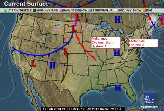 20130217 midlatitude cyclones