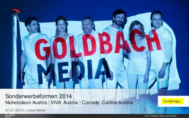 Goldbach Media | Sonderwerbeformen