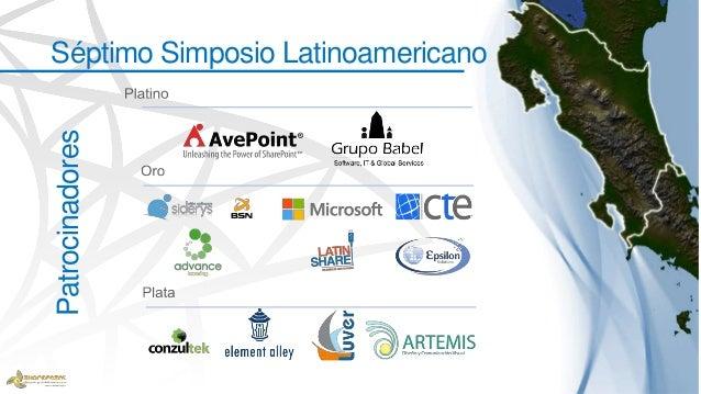 Séptimo Simposio LatinoamericanoPatrocinadores