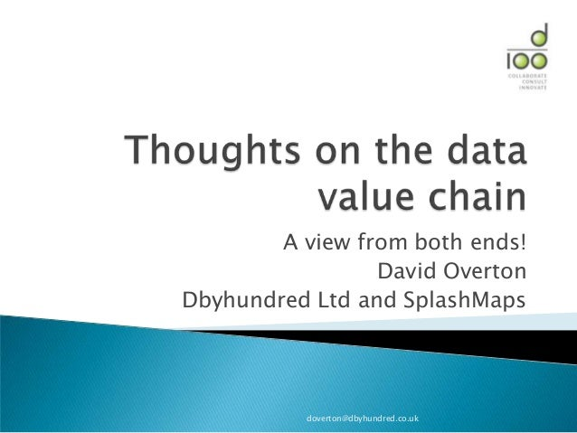 ~$20130314 thoughts on the data value chain