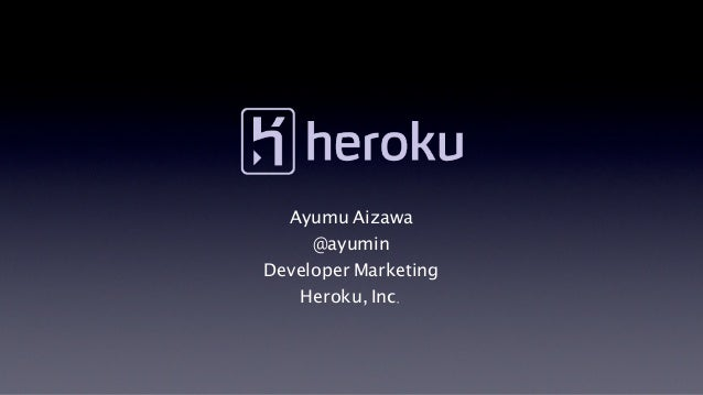 Heroku - Forget Servers!!