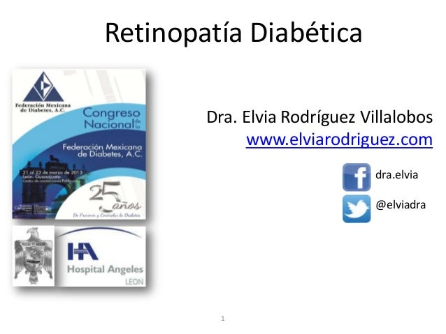 Retinopatía Diabética. Diabetic Retinopathy