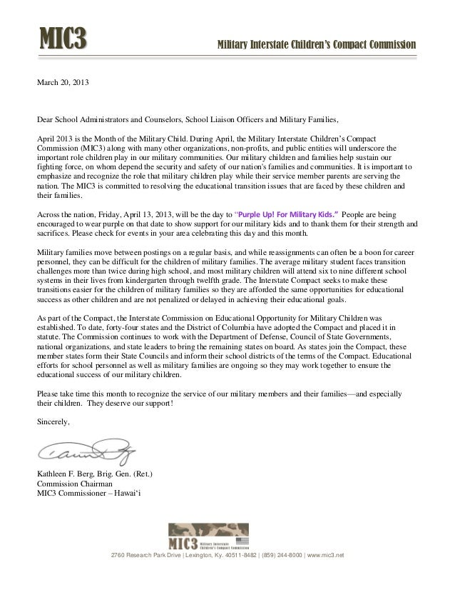 2013 04 01 cyp update 2013 month of military child public letter