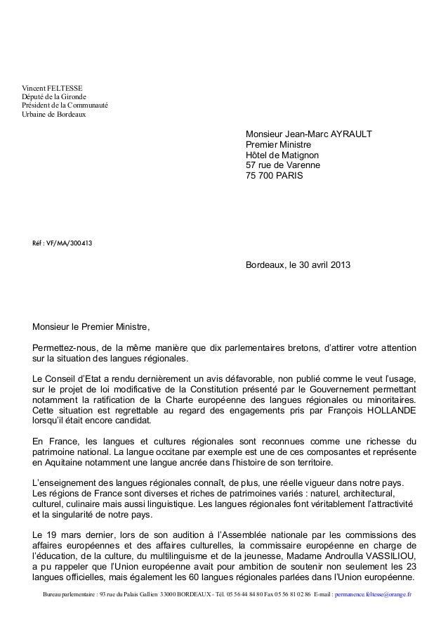 Vincent FELTESSEDéputé de la GirondePrésident de la CommunautéUrbaine de BordeauxBureau parlementaire : 93 rue du Palais G...