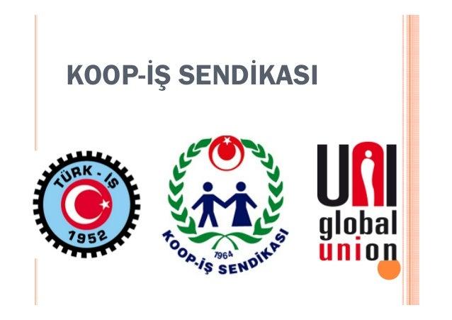 KOOP-İŞ SENDİKASI