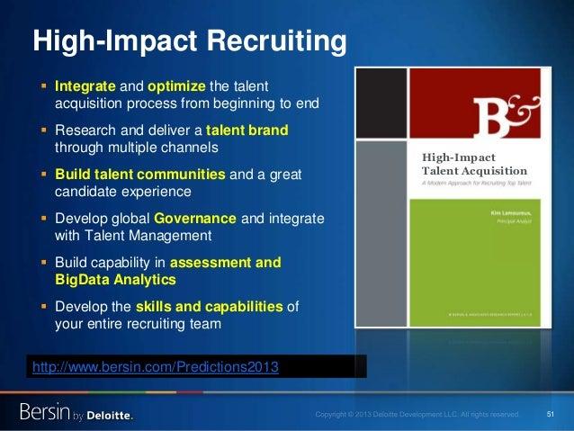 Business Acquisition Process Talent Acquisition Process