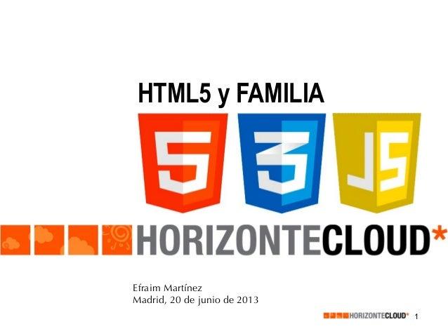 Introducción a HTML5 para todos los públicos (UTAD, june 2013)