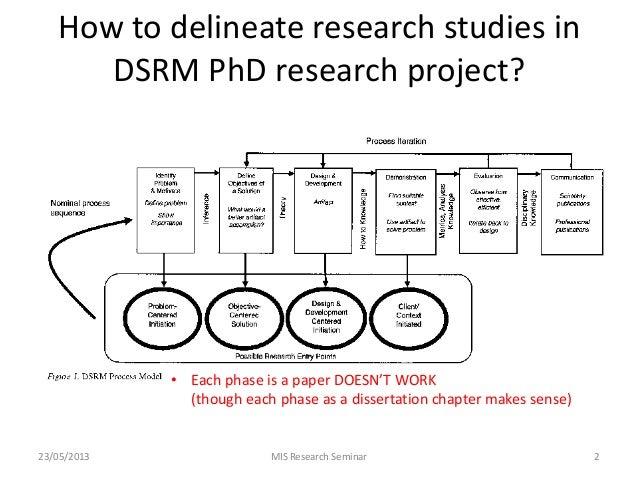 Architecture Phd Dissertation