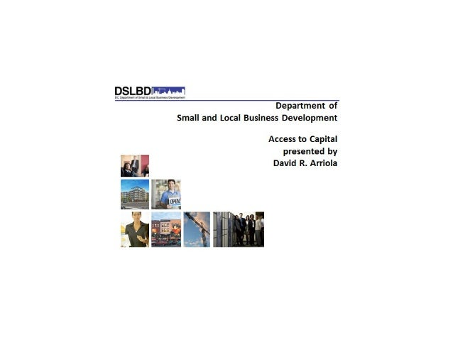 Business Incentives | DSLBD | Doing Business 2.0