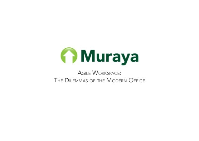 Muraya Agile Workplace Design