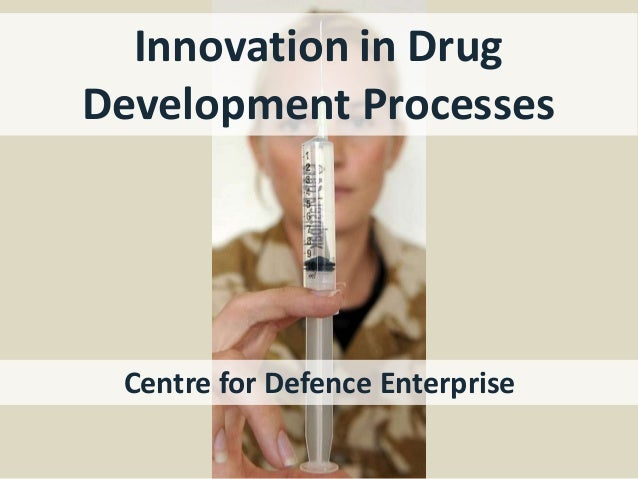 Innovation in drug development processes - CDE themed call launch 25 June 2013