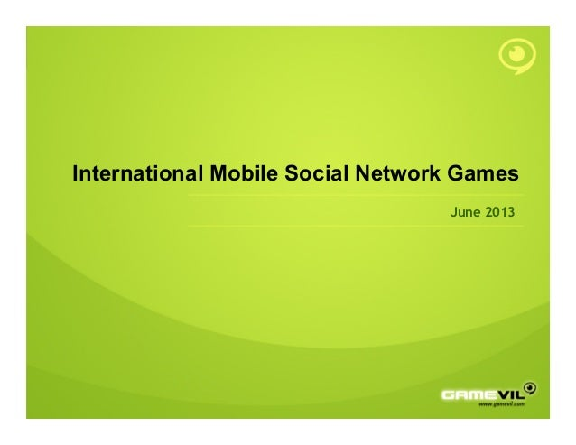 social games network