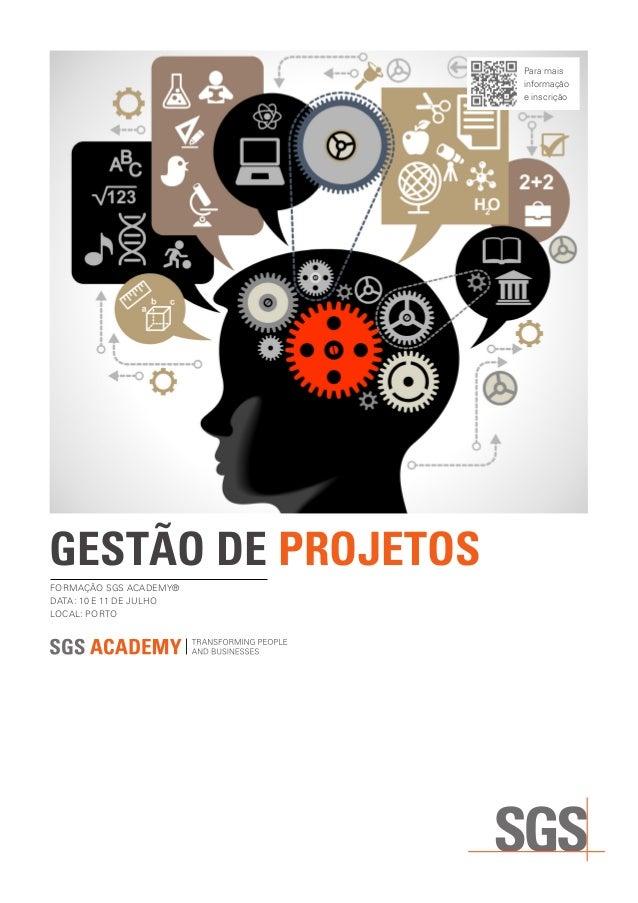 SGS Academy_Gestão de Projetos
