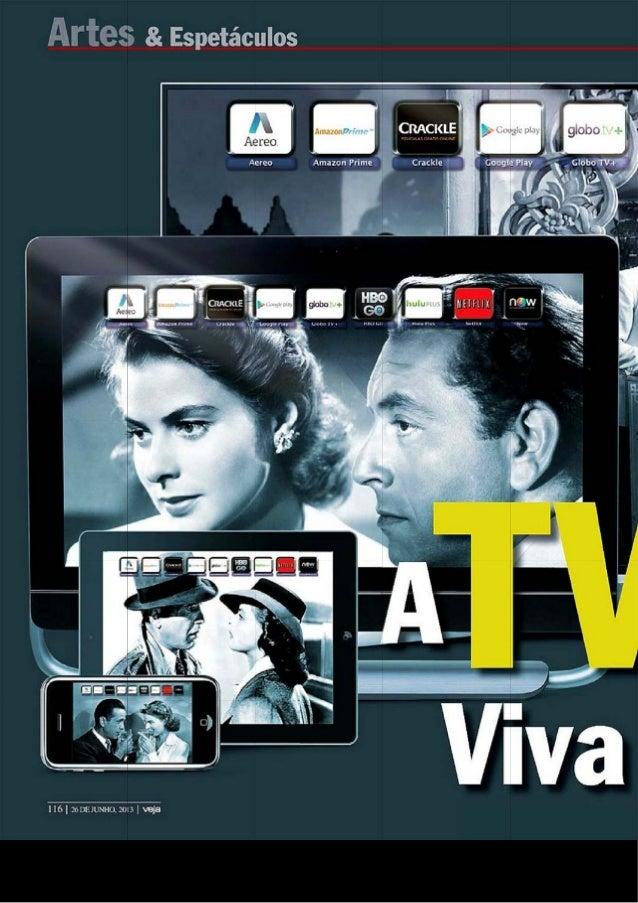 A TV morreu, viva a TV, por Marcelo Marthe