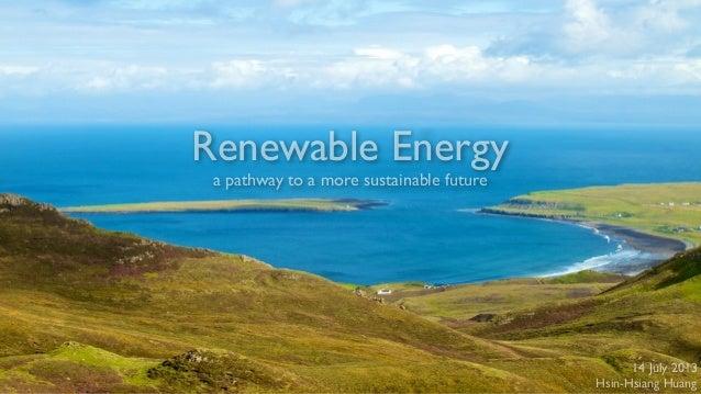 黃信翔:Renewable Energy-a pathway to a more sustainable future @ TEDx溫羅汀 Pre-event