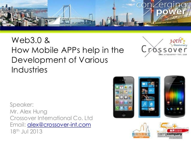 talk for HK SME center about web3.0 , AI, mobile apps