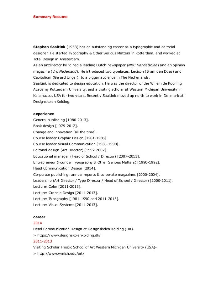 20141111 resume