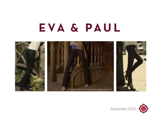 Eva & Paul Pitch - Fall 2013